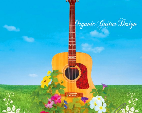 Organic Guitar Design