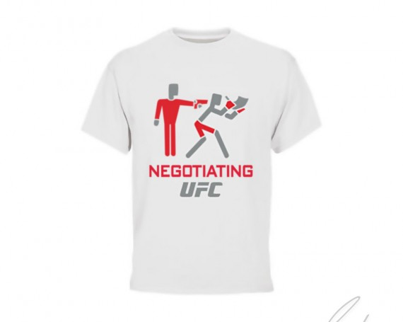 Negotiating UFC