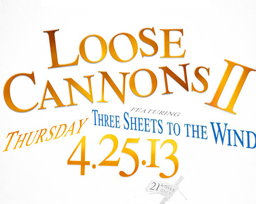 Tredegar: Loose Cannons 2