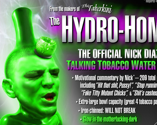 The Hydro-Homie
