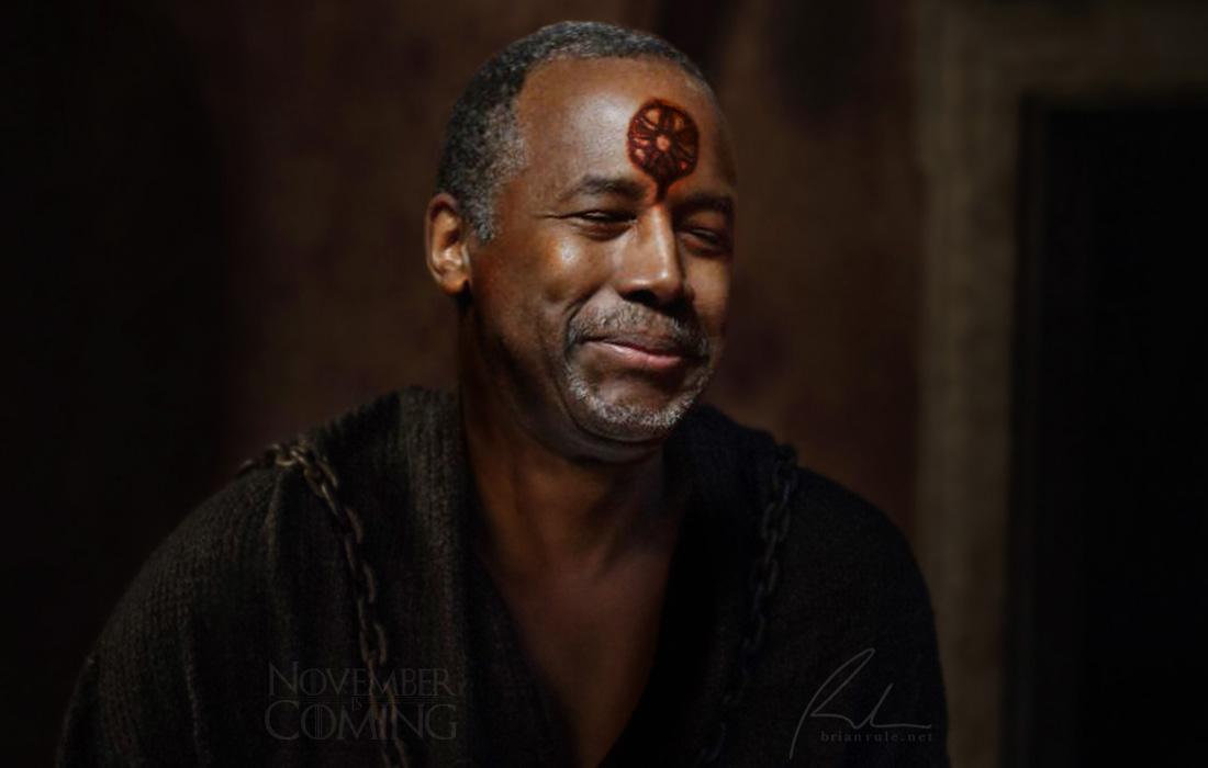 November Is Coming: Carson