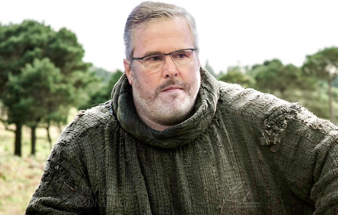 November Is Coming: Hodor