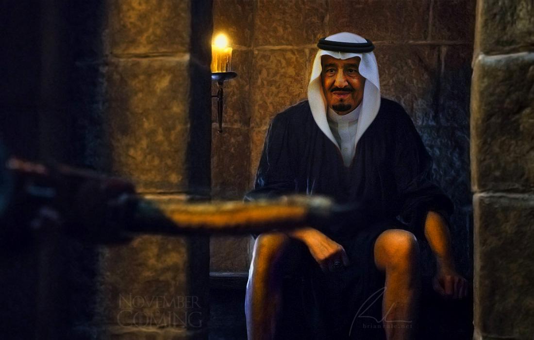 November Is Coming: Salman