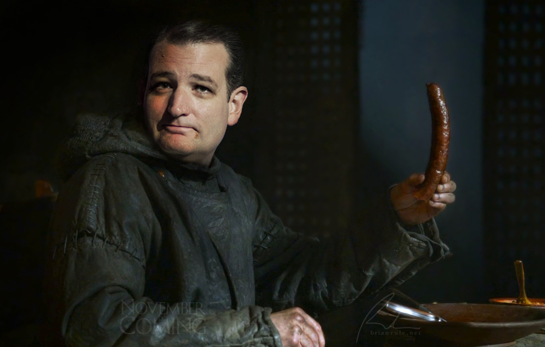 November Is Coming: Cruz