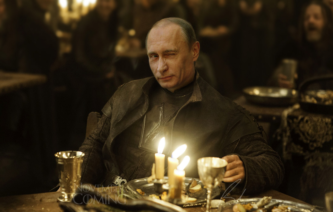 November Is Coming: Vladimir
