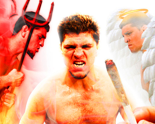 Nick Diaz: Temptation